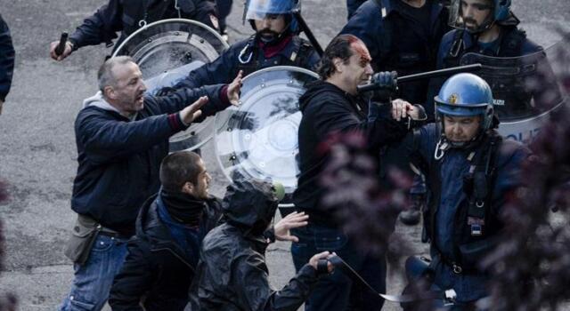 Primavera, scontri tra tifosi del Toro e dell'Atalanta al termine della partita