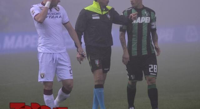Sassuolo-Toro, recupero a gennaio: siete d'accordo?