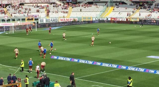 "Torino-Atalanta / ""Olimpico"", prepartita"