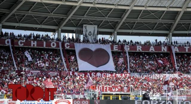 """Torino-Sassuolo è la """"Festa degli Abbonati"""""""