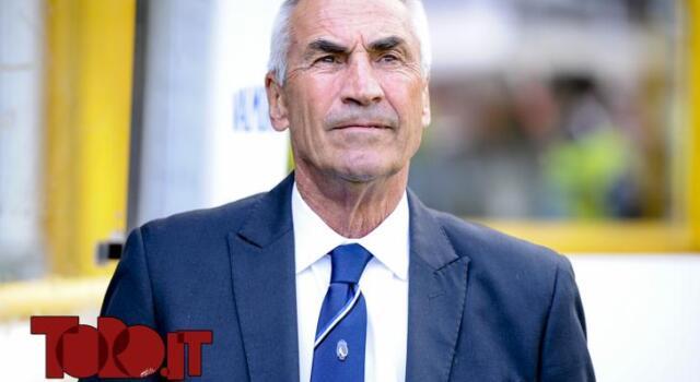 """Reja: """"Peres in fuorigioco, ma anche noi abbiamo fatto errori"""""""