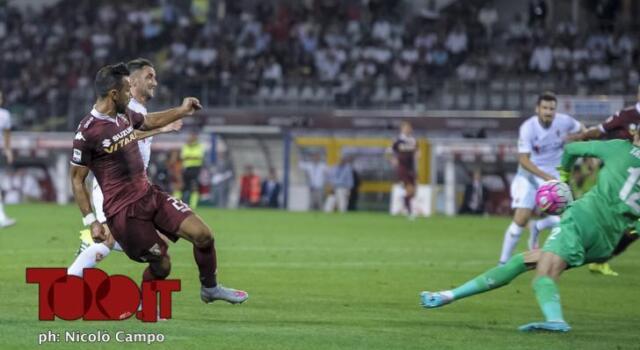 Torino-Fiorentina: i granata dominano il secondo tempo
