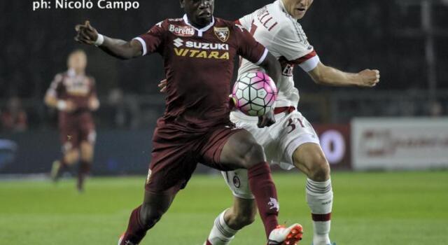 Torino-Milan 1-1 / Baselli risponde a Bacca: l'Olimpico resta imbattuto