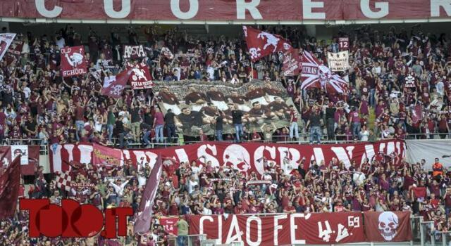 Solo i tifosi all'altezza del Grande Torino