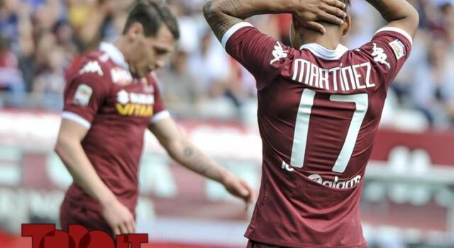Empoli-Torino 2-1 / I granata chiudono ancora sconfitti