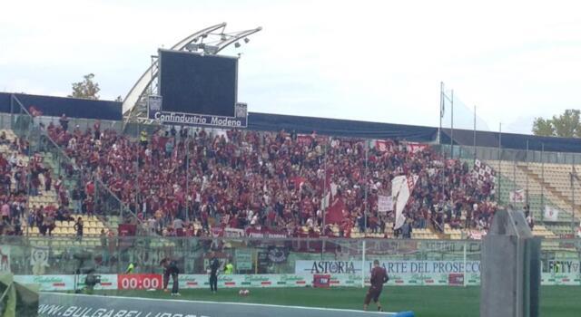 Carpi-Torino / Braglia, prepartita