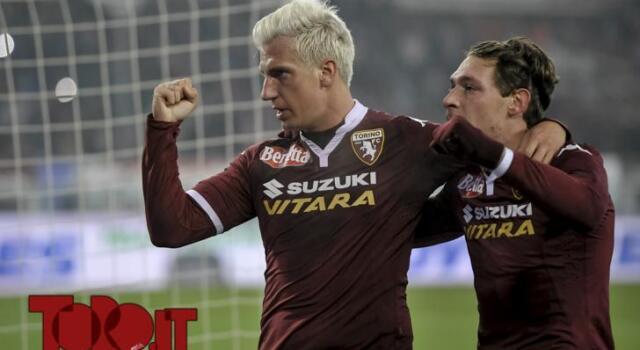 Udinese-Toro, i lettori scelgono Maxi Lopez-Belotti