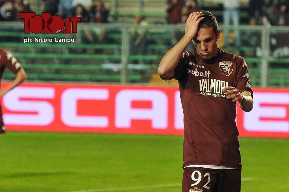 Simone verdi al Torino