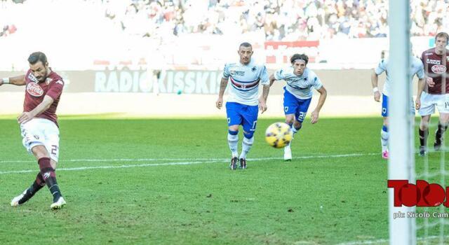 Giacomelli arbitro di Torino-Sampdoria. Come nel 5-1 di sette mesi fa